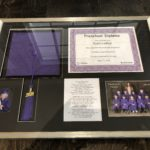 Preschool Diploma, Cap and Photo Shadow Box